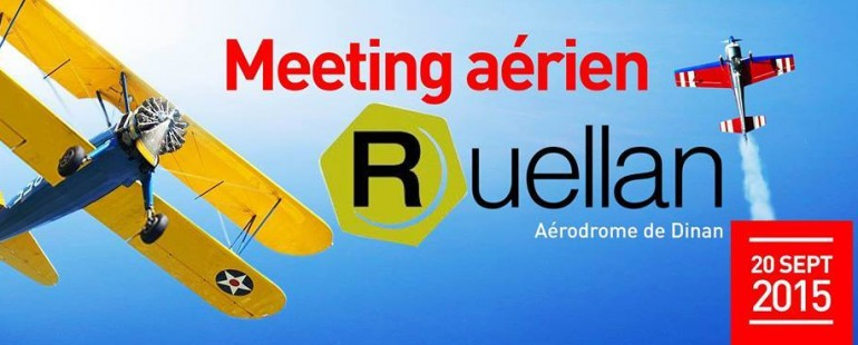 meeting aérien Ruellan