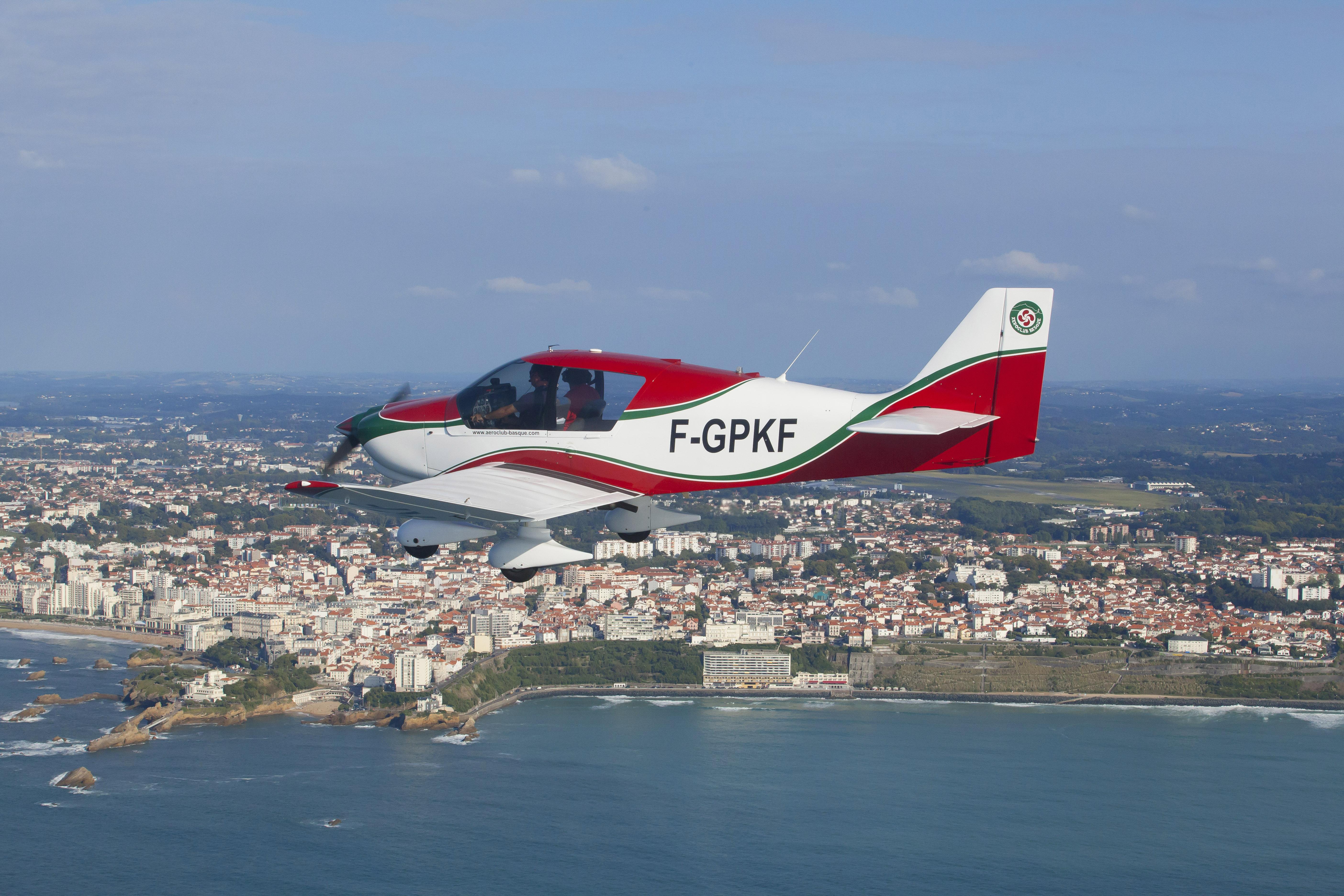 DR 400 Aéro-club Basque