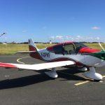 Un DR400 aux couleurs du Pays Basque